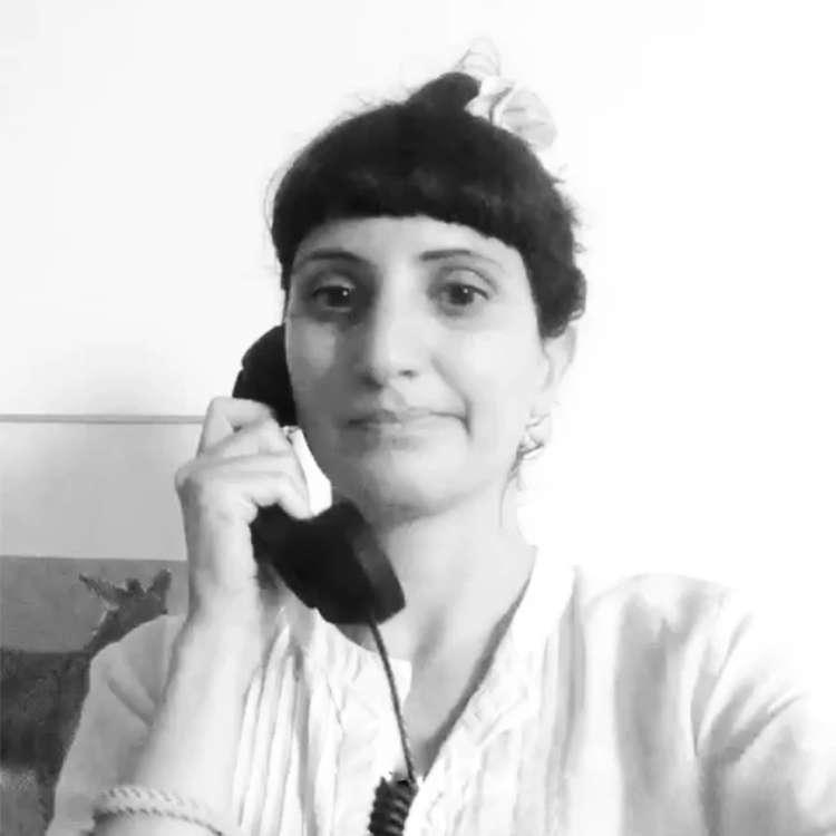 Christina Pandjarou
